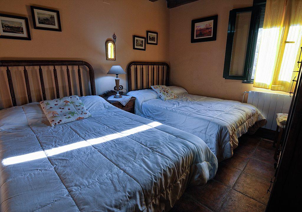 Casa Rural Finca La Seguirilla. Valle del Jerte
